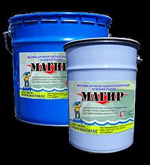 Мастика битумная гидроизоляционная на водной основе «МАГИР»